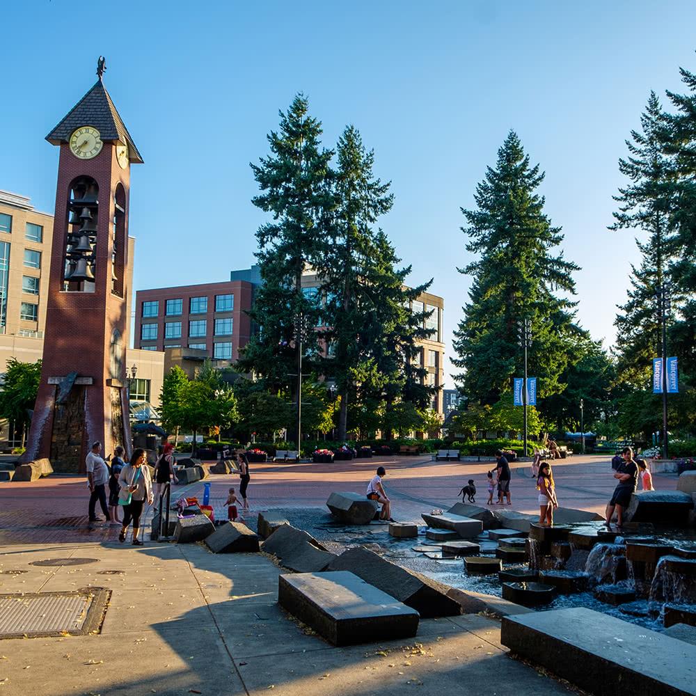 Esther Short Park, Vancouver, WA